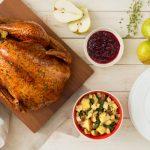 Herb and Pear Glazed Roast Turkey-034
