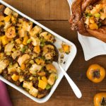 Persimmon and Sage Stuffing