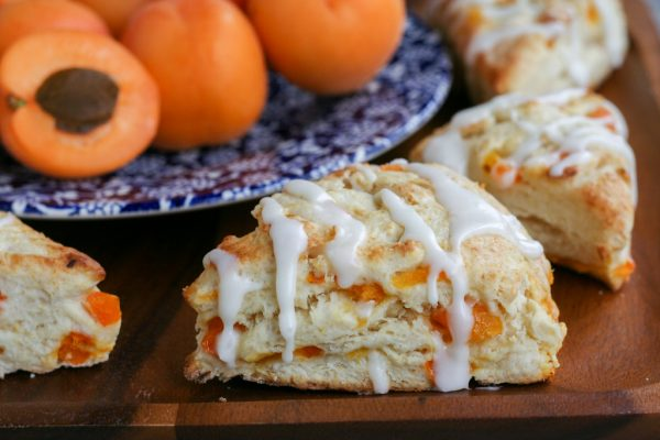 Apricot Scones by Stephanie Eddy on Produce Made Simple