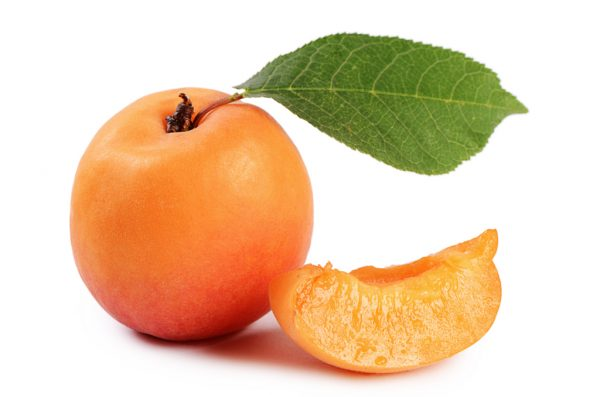 apricot-white-quartered