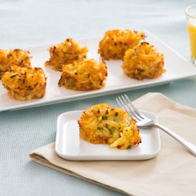 Hash Brown Muffin Cups