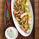 Saucy Chicken Apple Saute