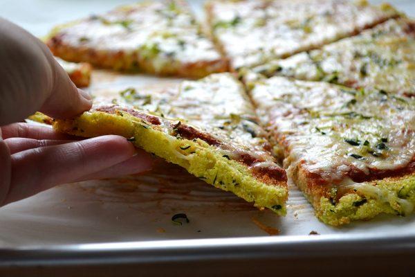 Zucchini Pizza Crust Sturdy web