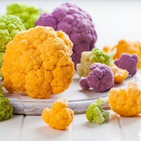 Cauliflower Varieties