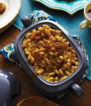 10 Clever Ways To Use Cauliflower   Cauliflower Mac & Cheese