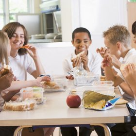 Nut-Free Packed School Snacks Ideas