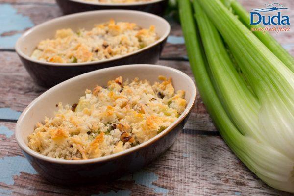 Celery Gratin | Produce Made Simple