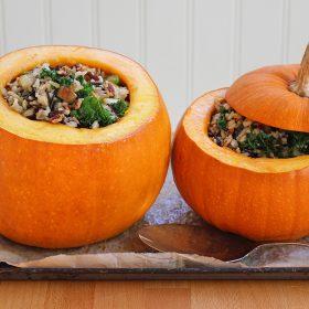 Stuffed Pumpkins | Produce Made Simple