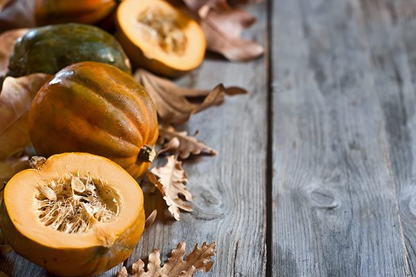 How to select and store acorn squash