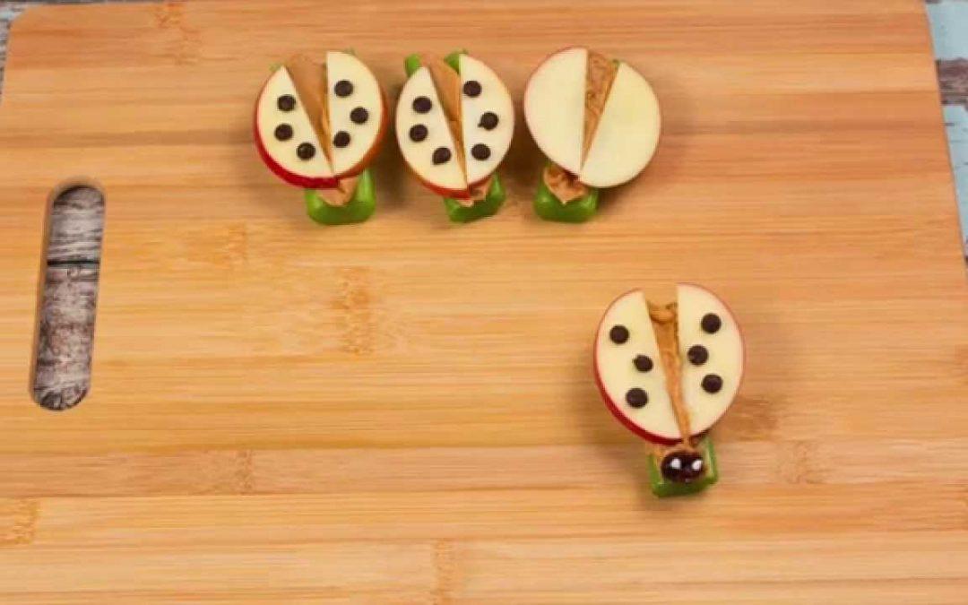 Celery Lady Bugs!
