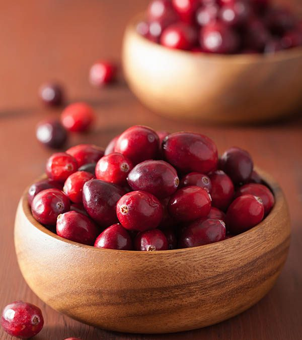 Cranberry Tips