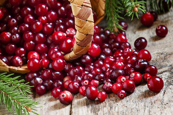 How to Select and Store Cranberries
