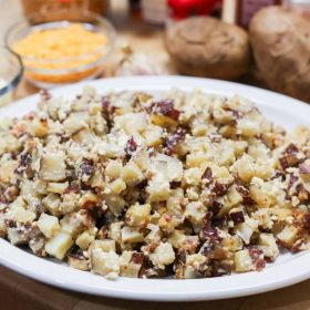 Potato Casserole (or Warm Potato Salad)