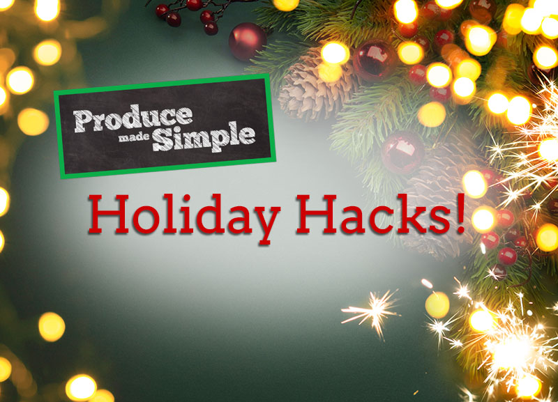 Special Diet Holiday Hacks!