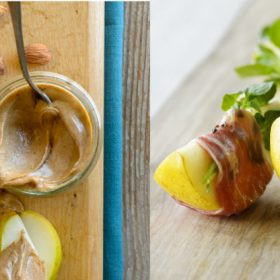 Healthy Snack Ideas with Pears!