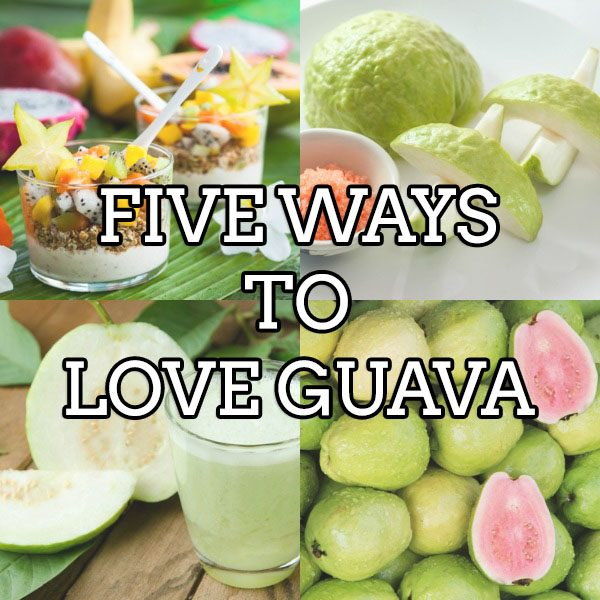 5 ways to love guava | Produce Made Simple