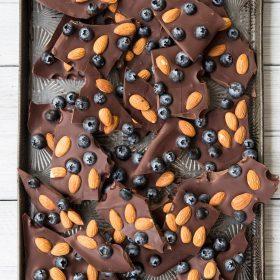 Blueberry Superfood Bark Recipe