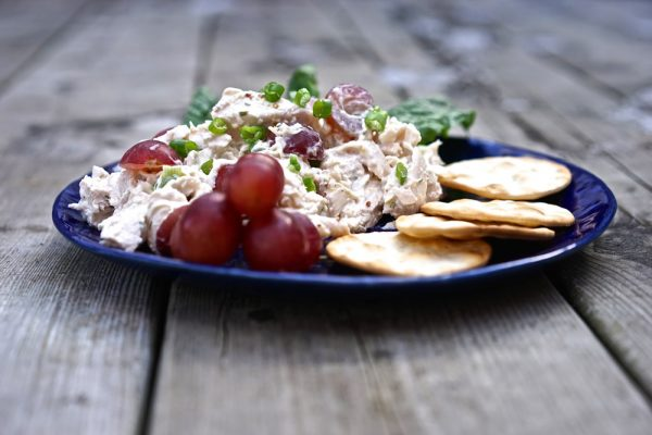 Chicken Salad Grapes from Chile 2