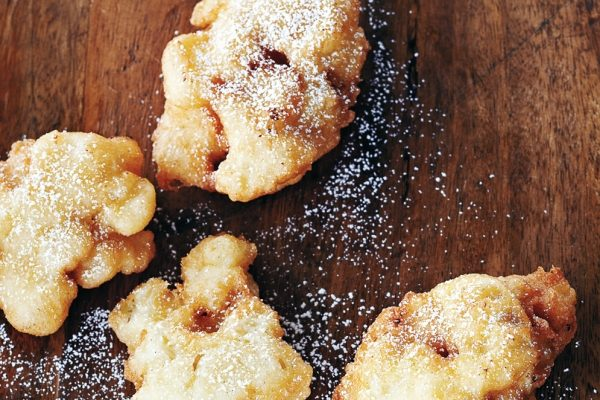 Apple Fritters Canadian Living