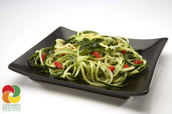 Cucumber Noodle Salad-11482