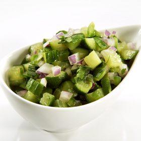 Cucumber Salsa