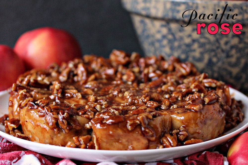 Pacific Rose Apple Sticky Buns