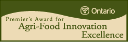 Agri-Food Innovation Excellence Award