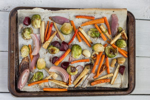 Maple Glazed Roasted Vegetables-0091