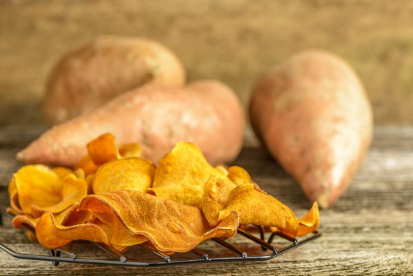 Sweet Potato Tips
