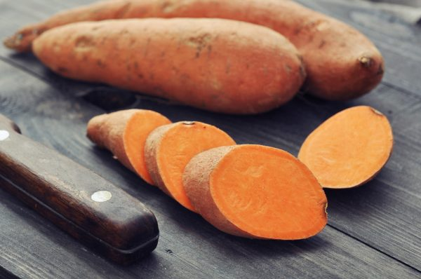 How to prepare sweet potato