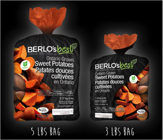 berlos sweet potato