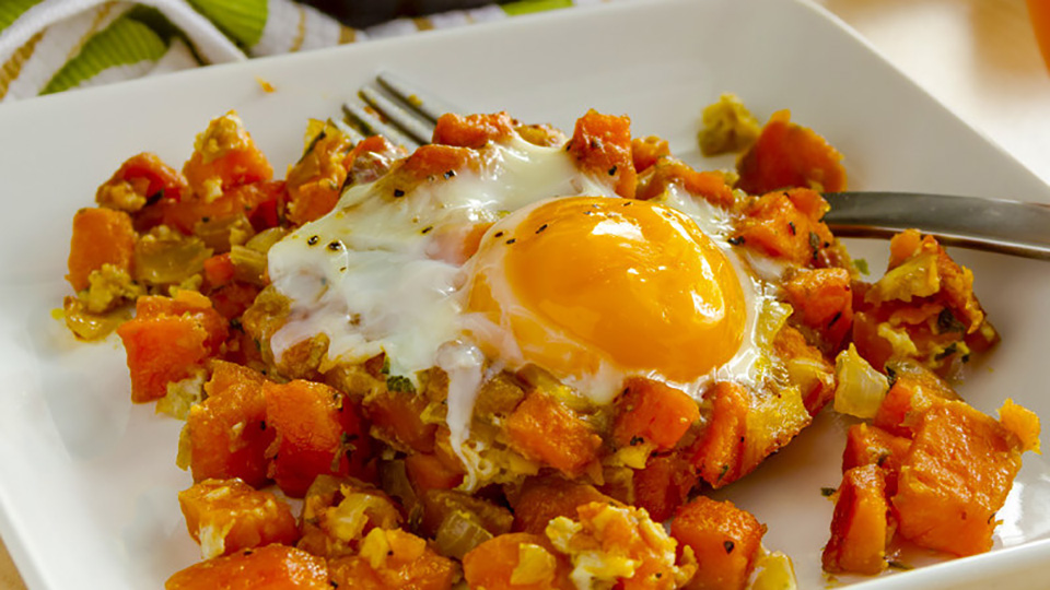 Sweet Potato Hash Browns - Produce Made Simple