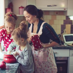 Cooking with Kids: Ages 8-11