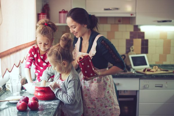 Cooking With Kids Ages 8 11 Produce Made Simple