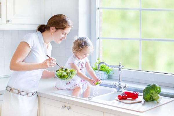 Cooking with Kids: Preschool