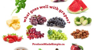 What Goes Well With Grapes?