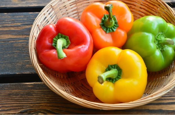 Bell Peppers Varieties
