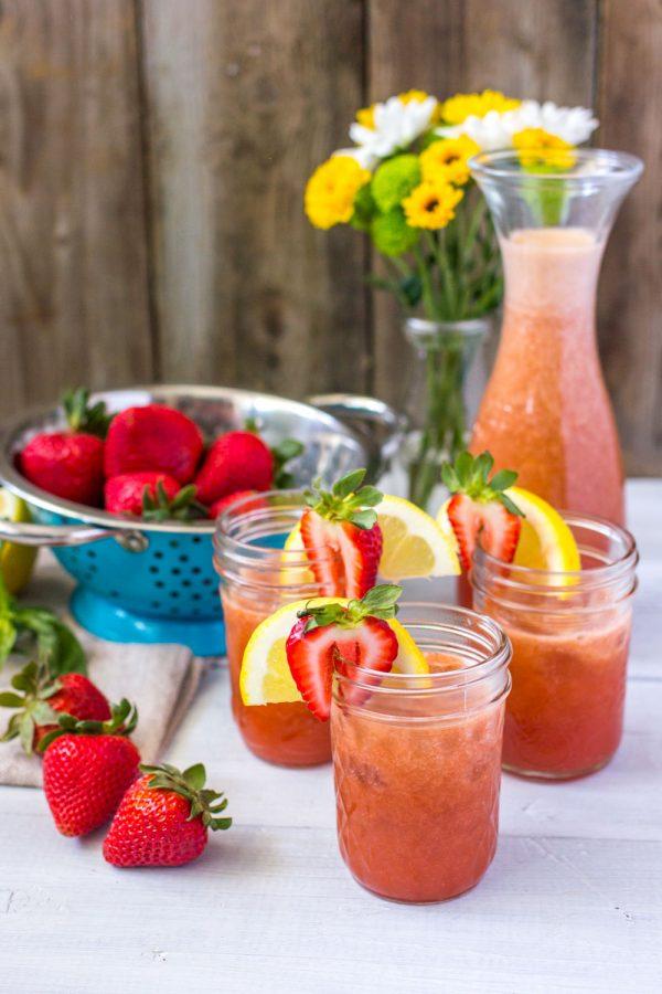 Strawberry Basil Lemonade-0218
