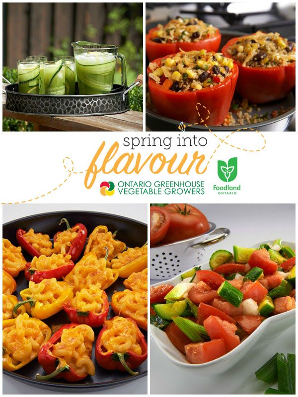 spring into flavour