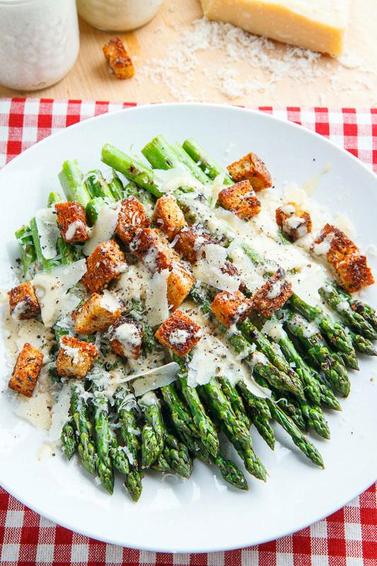 Caesar-Grilled-Asparagus_ClosetCooking