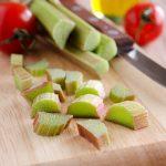 Rhubarb Tips