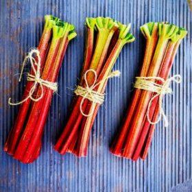 Rhubarb Nutrition