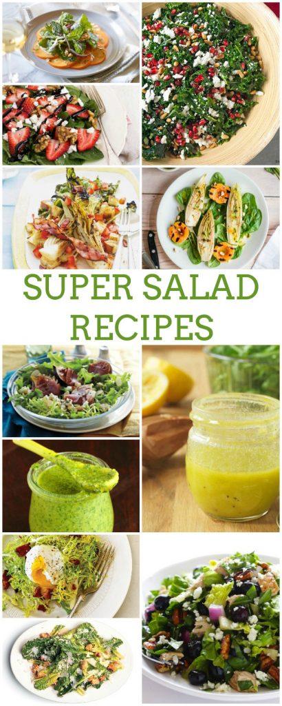 Salad Roundup