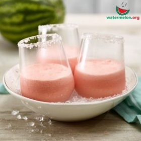 Watermelon Coconut Froth