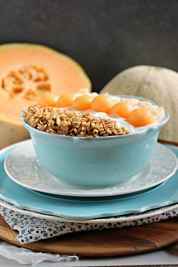 Cantaloupe Breakfast Bowl-by-Cravings-of-a-Lunatic-6-web-600x900