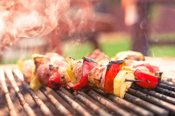 Grilling Basics for Fruits and Vegetables