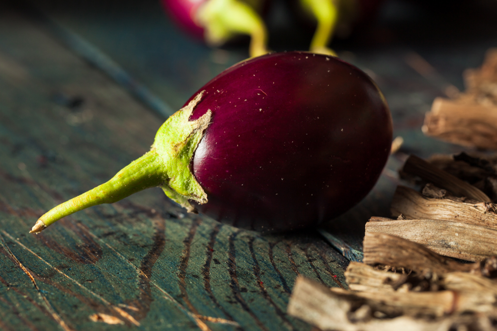 How To Select and Store Eggplant