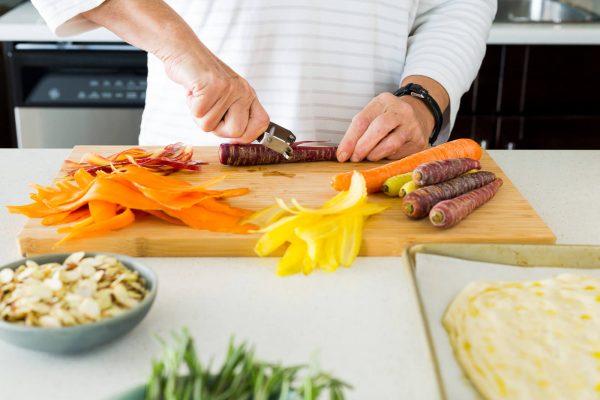 Carrot Focaccia   Produce Made SImple