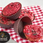 Chocolate Red beet Muffins