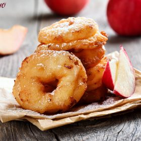 SweeTango Apple Fritters